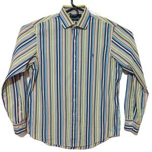 Polo by Ralph Lauren Custom Fit Mens Button Up (L)